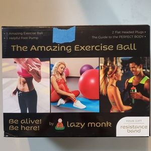 NIB Exercise Ball - Anti Burst Ball - 65 cm